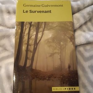 Other - Livre : Le Survenant